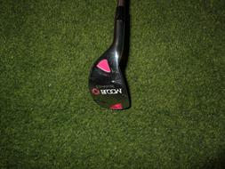 AWESOME LADIES  CLEVELAND GOLF CLUB BLOOM 5 HYBRID WITH A WO