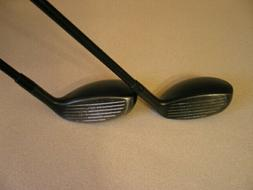 Ping G25 3&4 hybrids with Ping TFC 189 Regular Graphite shaf
