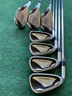 Cleveland Launcher Hybrid Irons Right Hand