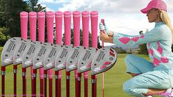 PINK LADIES ALL HYBRID RESCUE LADY HYBRIDS WOMENS FULL SET 3