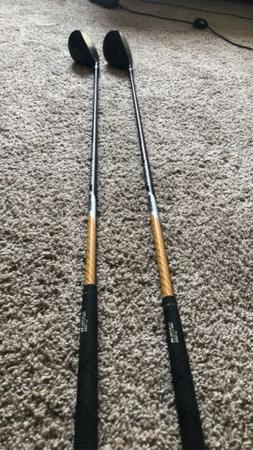 Wilson Pro Staff Deep Launch C9 3 And 4 Hybrid Right Handed